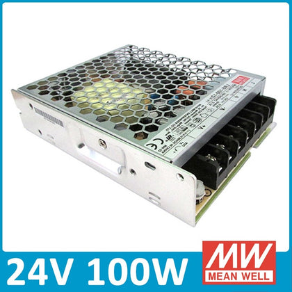 Fuente Alimentación LED LRS Meanwell 24V 100W