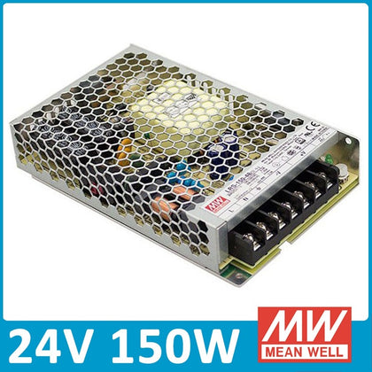 Fuente Alimentación LED LRS Meanwell 24V 150W