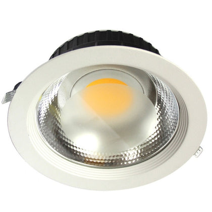 Downlight LED COB 30W 225mm Diam. Redondo