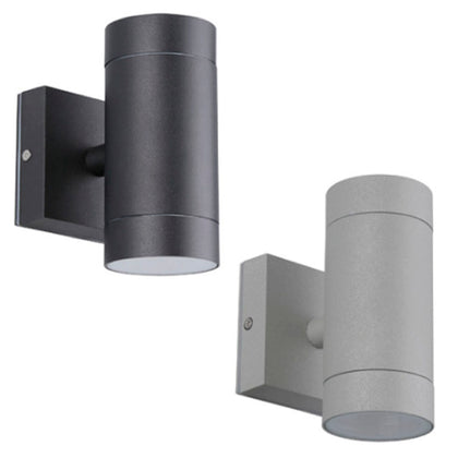 Aplique Pared Exterior 2 Luces GU10