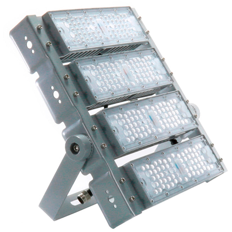 Proyector LED 200W IP65 Modular IP67 con Soporte