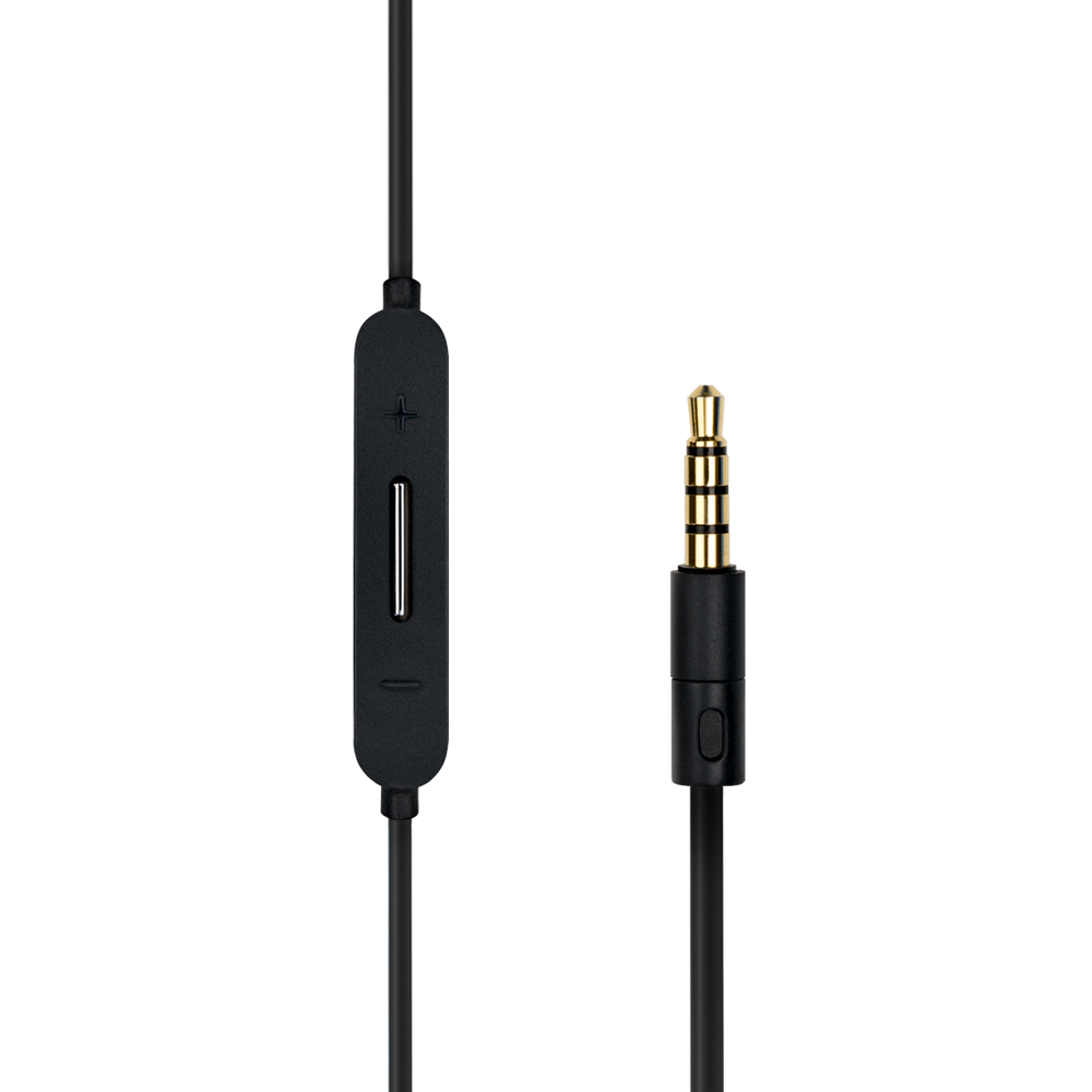 3-Button Headphone Cable (with Mic)