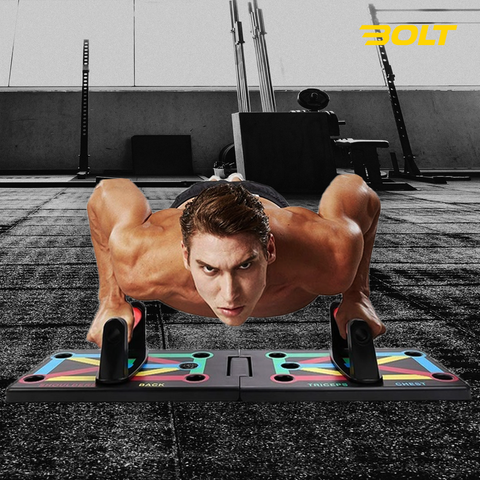 Elite 9 in 1 Push Up Board