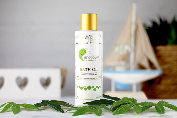 CBD Bath Oil - Endopure Ltd