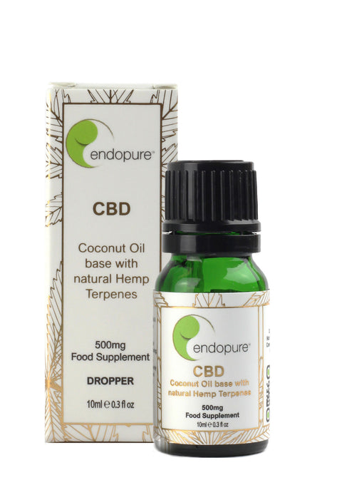 5% CBD Oil - 10ml - Endopure Ltd