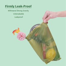 Load image into Gallery viewer, Poop Bags -Large - 16 Rolls 240 Bags with Dispenser-Biodegradable/Eco Friendly