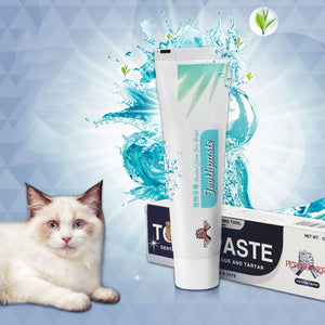 New Pet Enzymatic Pet Toothpaste - For Dogs & Cats