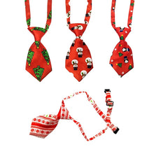 Load image into Gallery viewer, Christmas Neck Tie Adjustable