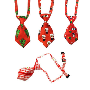 Christmas Neck Tie Adjustable