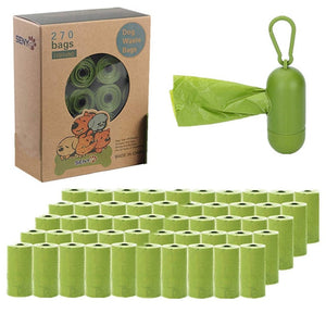 Dog Poop Bags Biodegradable & Compostable