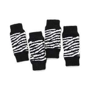 4 Pieces Dog Leg Warmers (Non Slip)