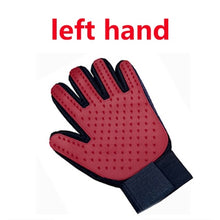 Load image into Gallery viewer, Cat & Dog Glove Grooming Glove - Deshedding & Bath Brush Glove