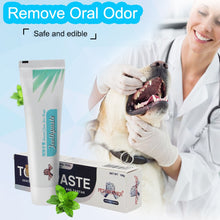 Load image into Gallery viewer, New Pet Enzymatic Pet Toothpaste - For Dogs & Cats