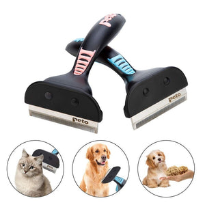 Shedding Hair Removal Comb Cats & Dogs