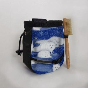 Open image in slideshow, Arctic Fox Chalk Bag