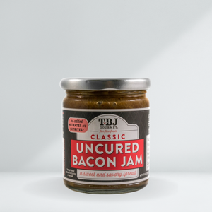 Uncured Bacon Jam (Classic)