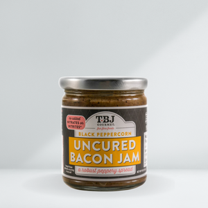 Uncured Bacon Jam (Black Peppercorn)