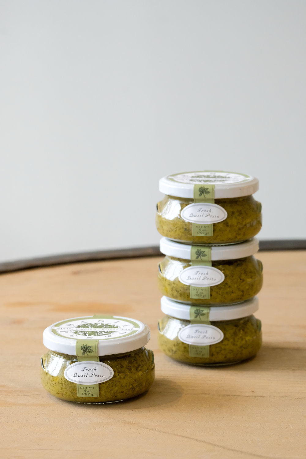 Bella Cucina Fresh Basil Pesto (6 oz)