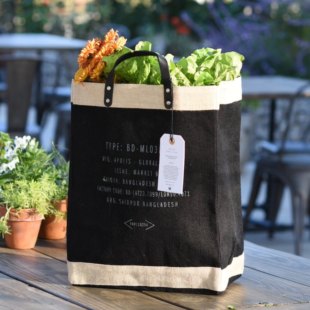 Shopping Tote (Black)
