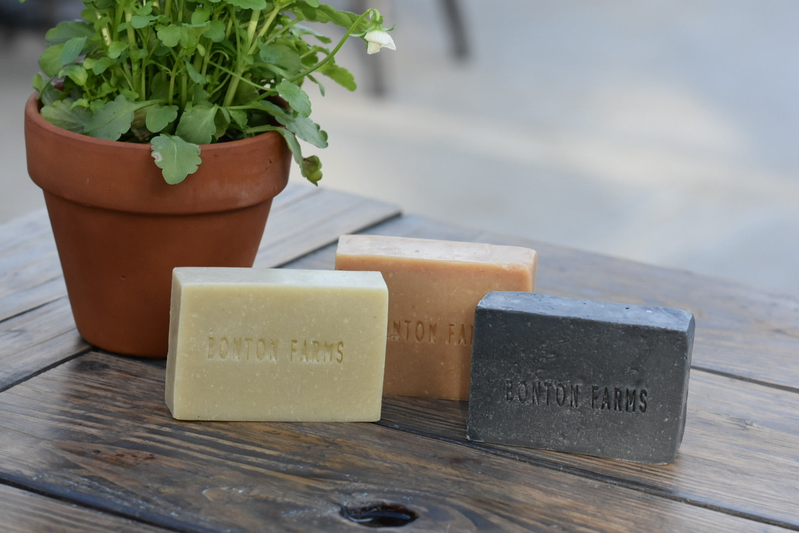 Signature Goat Milk Bar Soap (Oatmeal Milk & Honey)