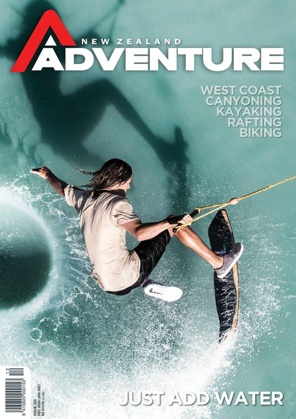 Adventure Magazine - New Zealand - 1 Year Subscription PLUS be in the draw WIN a trip for 2 to Raratonga - with THE PACIFIC RESORT worth over $5000
