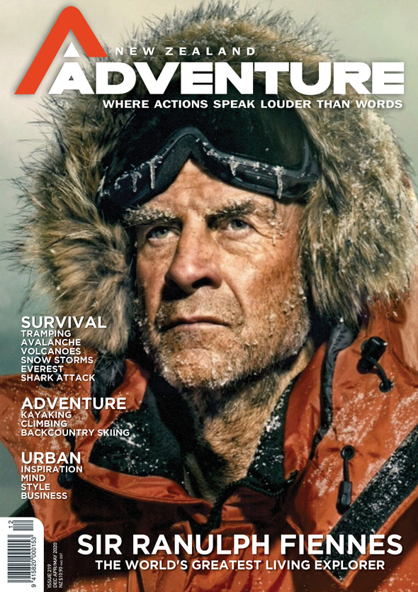 Adventure Magazine - Australia / Pacific
