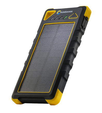 SunSaver Classic, 16,000mAh Solar Power Bank
