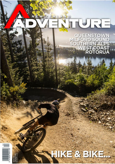 Adventure Magazine - New Zealand - 1 Year Subscription