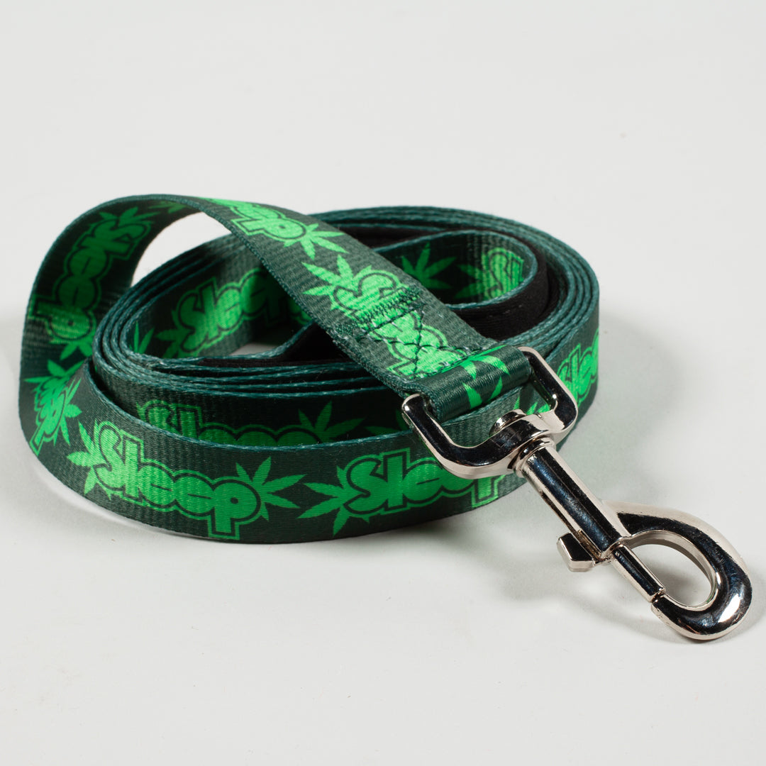 Green Leaf Pet Leash