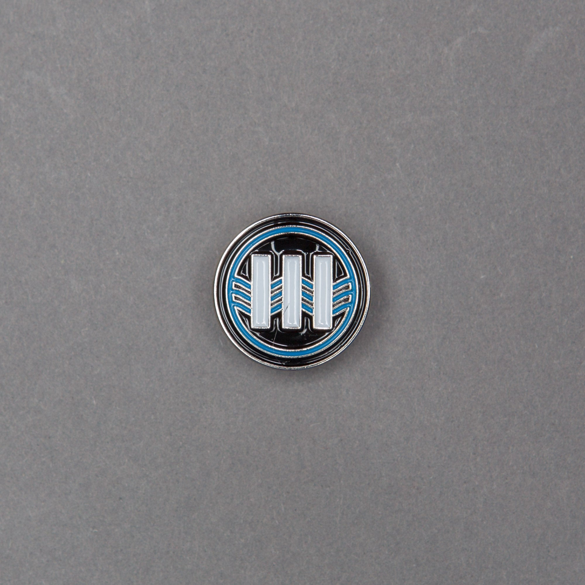 Jack White III Logo Lapel Pin