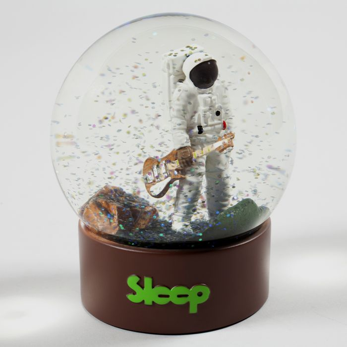 The Sciences Snow Globe