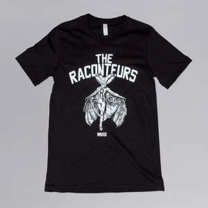 The Raconteurs Moth Girl T-Shirt