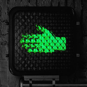 The Raconteurs - Help Us Stranger twelve inch vinyl and CD cover