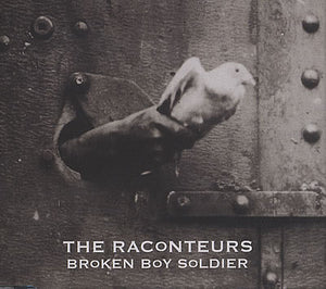 Broken Boy Soldier (CD Single)