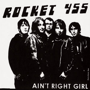 """Ain't Right Girl"" b/w ""That's All You Get"""