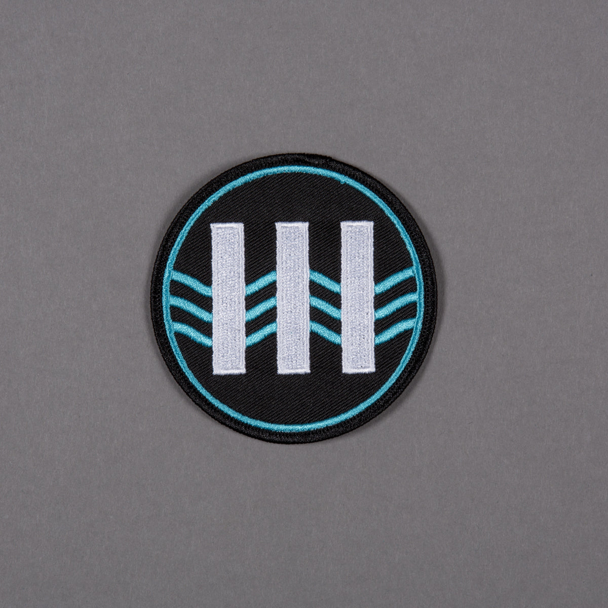 Jack White Logo Patch