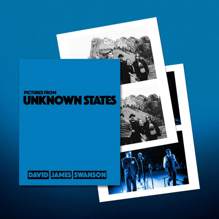 "David James Swanson ""Pictures From Unknown States"" Photo Book (Vault 28)"