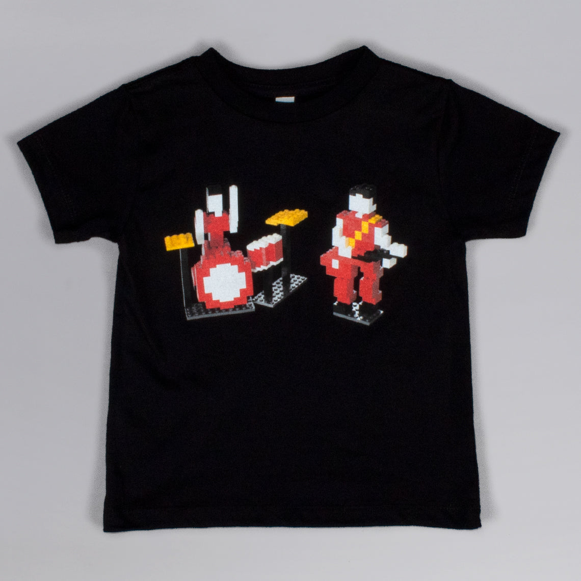 The White Stripes Lego Children's T-Shirt
