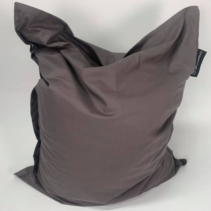 Dark Grey Beanbag - Crashmat