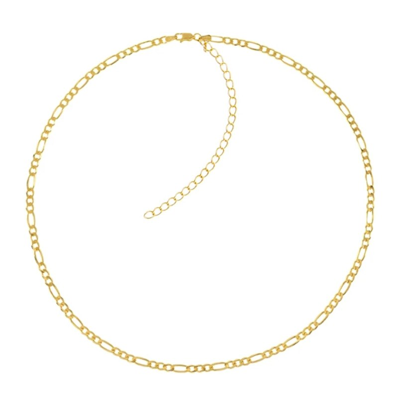 Cuff Chain Gold - Bizoux Sterling