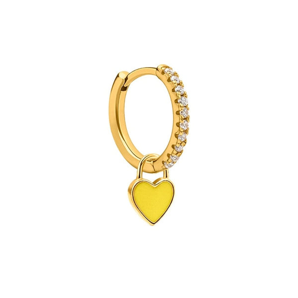 Cupid Yellow Gold - Bizoux Sterling