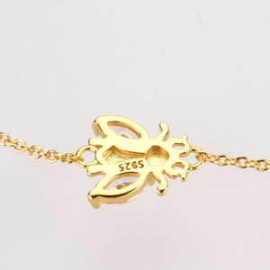 Bee Chain Gold - Bizoux Sterling