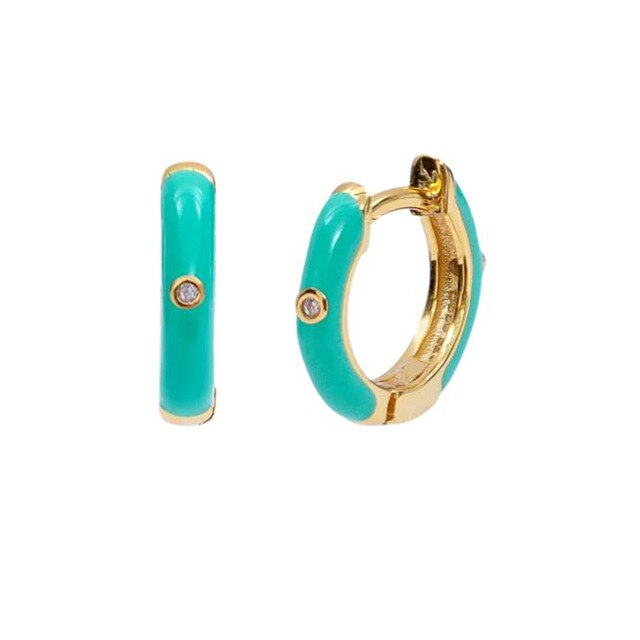 Turquoise Rainbow - Bizoux Sterling