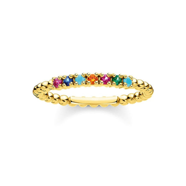 Rainbow Ring - Bizoux Sterling