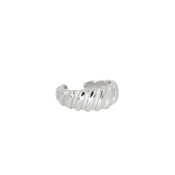 Small Croissant Silver - Bizoux Sterling