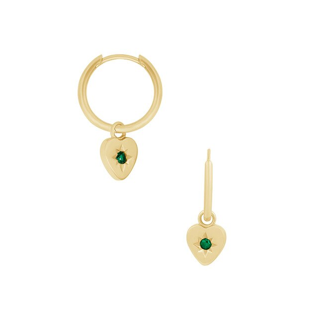 Amor Green - Bizoux Sterling