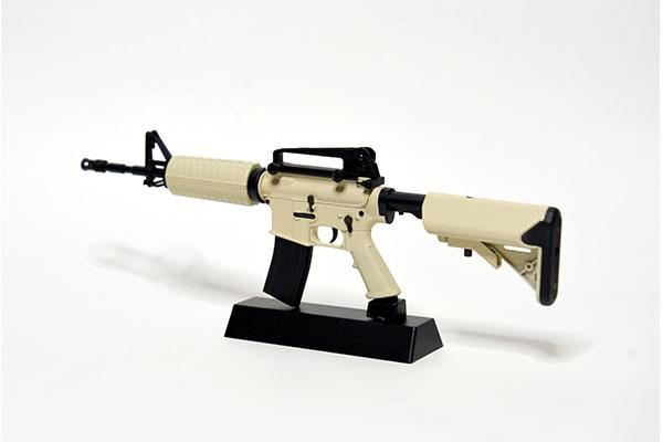 Backview of FDE M4 toy model