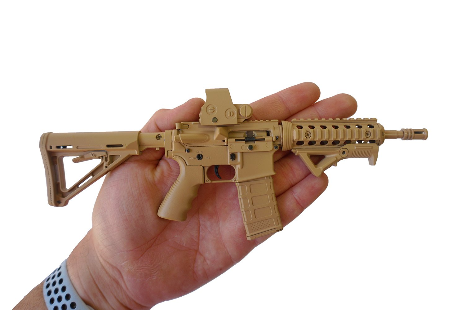 Mini AR15 - Coyote