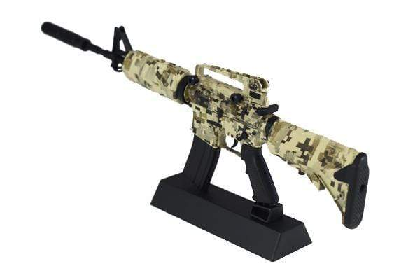 Digital camouflage 1/3 Scale M4A1