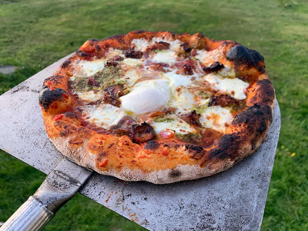 Neapolitan Pizza Crust
